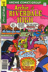 Cover for Archie at Riverdale High (Archie, 1972 series) #62