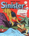 Cover for Sinister Tales (Alan Class, 1964 series) #180