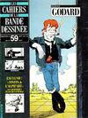 Cover for Les Cahiers de la Bande Dessinée (Glénat, 1984 series) #59
