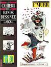 Cover for Les Cahiers de la Bande Dessinée (Glénat, 1984 series) #60