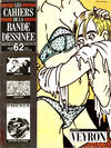 Cover for Les Cahiers de la Bande Dessinée (Glénat, 1984 series) #62
