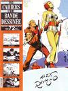 Cover for Les Cahiers de la Bande Dessinée (Glénat, 1984 series) #72