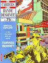 Cover for Les Cahiers de la Bande Dessinée (Glénat, 1984 series) #75