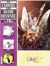 Cover for Les Cahiers de la Bande Dessinée (Glénat, 1984 series) #76