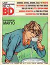 Cover for Les Cahiers de la Bande Dessinée (Glénat, 1984 series) #79