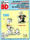 Cover for Les Cahiers de la Bande Dessinée (Glénat, 1984 series) #83