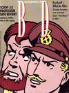 Cover for Les Cahiers de la Bande Dessinée (Glénat, 1984 series) #84