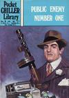 Cover for Pocket Chiller Library (Thorpe & Porter, 1971 series) #16