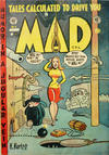 Cover for Mad (Superior Publishers Limited, 1952 series) #4