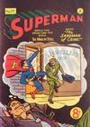 Cover for Superman (K. G. Murray, 1947 series) #77