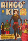 Cover for Ringo Kid (Horwitz, 1956 series) #4