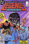 Cover Thumbnail for Legends (1986 series) #1 [Canadian]