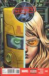Cover for Secret Avengers (Marvel, 2013 series) #8