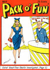 Cover for Pack O' Fun (Magna Publications, 1942 series) #v4#6