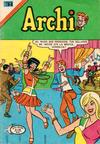 Cover for Archi Serie Colibrí (Editorial Novaro, 1975 ? series) #5