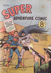 Cover for Super Adventure Comic (K. G. Murray, 1950 series) #55 [Price difference]