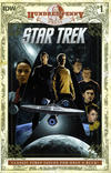Cover for Star Trek #1: Hundred Penny Press (IDW, 2013 series)