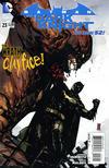 Cover for Batman: The Dark Knight (DC, 2011 series) #23