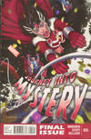 Cover for Journey into Mystery (Marvel, 2011 series) #655