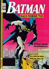 Cover for Batman (Norbert Hethke Verlag, 1989 series) #7