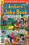 Cover for Archie's Joke Book Magazine (Archie, 1953 series) #261