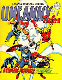 Cover Thumbnail for Uncanny Tales (Alan Class, 1963 series) #65
