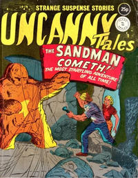 Cover Thumbnail for Uncanny Tales (Alan Class, 1963 series) #150
