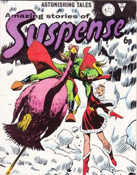 Cover Thumbnail for Amazing Stories of Suspense (Alan Class, 1963 series) #125