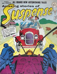 Cover Thumbnail for Amazing Stories of Suspense (Alan Class, 1963 series) #49