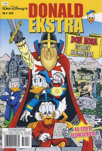 Cover Thumbnail for Donald ekstra (Hjemmet / Egmont, 2011 series) #4/2013