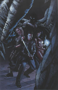 Cover Thumbnail for Angel (IDW, 2009 series) #22 [Nick Runge Retailer Incentive Virgin Variant (1 in 10)]