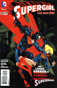 Cover Thumbnail for Supergirl (DC, 2011 series) #23