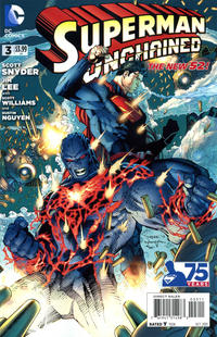Cover Thumbnail for Superman Unchained (DC, 2013 series) #3