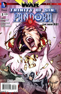 Cover Thumbnail for Trinity of Sin: Pandora (DC, 2013 series) #3