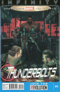 Cover Thumbnail for Thunderbolts (Marvel, 2013 series) #14