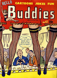 Cover Thumbnail for Hello Buddies (Harvey, 1942 series) #47