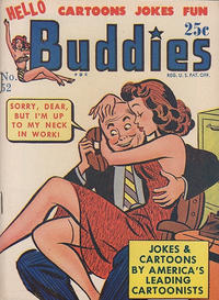 Cover Thumbnail for Hello Buddies (Harvey, 1942 series) #52
