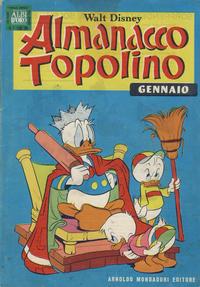 Cover Thumbnail for Almanacco Topolino (Arnoldo Mondadori Editore, 1957 series) #133