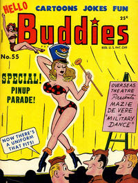 Cover Thumbnail for Hello Buddies (Harvey, 1942 series) #55