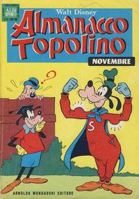 Cover Thumbnail for Almanacco Topolino (Arnoldo Mondadori Editore, 1957 series) #131