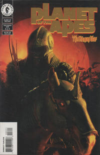 Cover Thumbnail for Planet of the Apes (Dark Horse, 2001 series) #3 [Dynamic Forces Foil Edition]