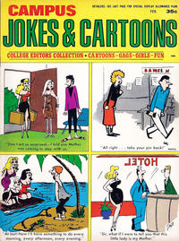 Cover Thumbnail for Campus Jokes & Cartoons (Marvel, 1967 series) #v1#2