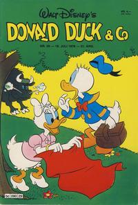 Cover Thumbnail for Donald Duck & Co (Hjemmet / Egmont, 1948 series) #29/1978
