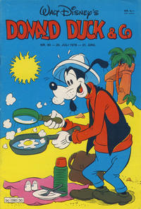Cover Thumbnail for Donald Duck & Co (Hjemmet / Egmont, 1948 series) #30/1978