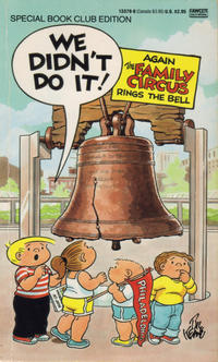 Cover Thumbnail for We Didn't Do It! (Gold Medal Books, 1989 series)
