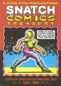 Cover Thumbnail for Snatch Comics Treasury (Apex Joint Ventures, 2011 series)
