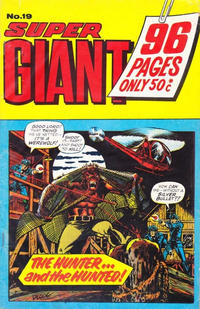 Cover Thumbnail for Super Giant (K. G. Murray, 1973 series) #19