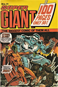 Cover Thumbnail for Super Giant (K. G. Murray, 1973 series) #11