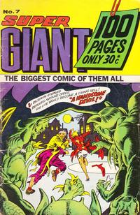 Cover Thumbnail for Super Giant (K. G. Murray, 1973 series) #7