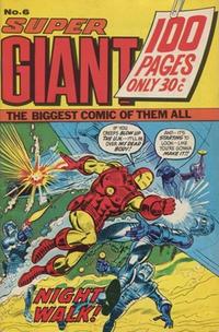 Cover Thumbnail for Super Giant (K. G. Murray, 1973 series) #6